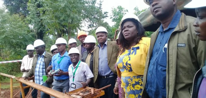 Environment Committee tours Gold mines in Ikolomani