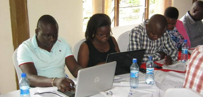 County Staff Capacity Building Workshop