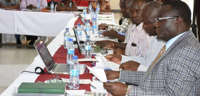Assembly ICT, Communication committee meets top county officials from ICT & communication department