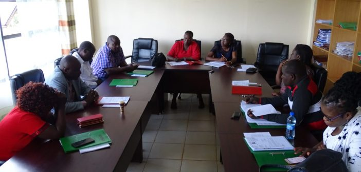 HEALTH COMMITTEE TO RE-VISIT HOSPITALS IN BAD STATE