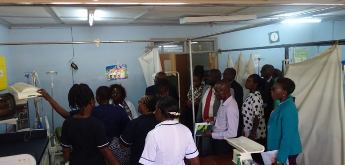 HEALTH COMMITTEE OVERSIGHTS IN KAKAMEGA COUNTY HOSPITALS