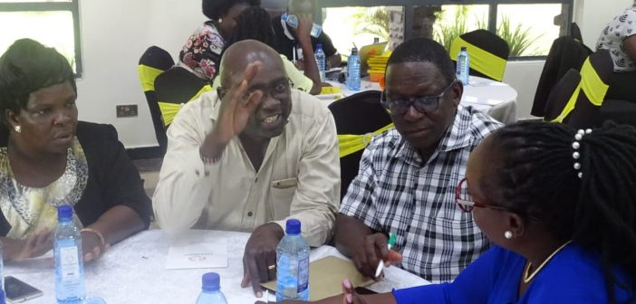 COMMITTEES PREPARE FINAL REPORTS