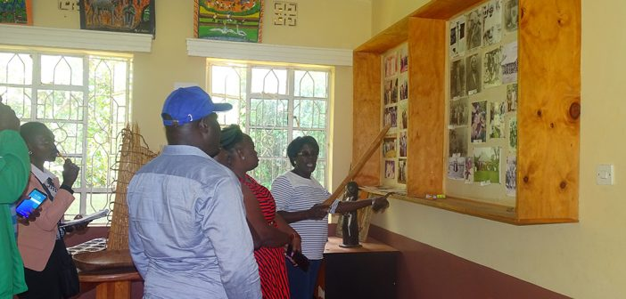 TOURISM COMMITTEE VISITS COUNTY CULTURAL SITES